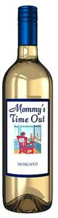 Mommy's Time Out Moscato 750ml - Case of 12